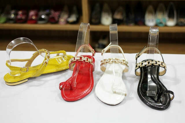 Cari Sandal Wedges