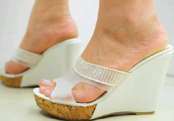 Model Sandal Wanita Wedges