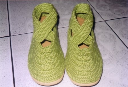Knit Boots for girls